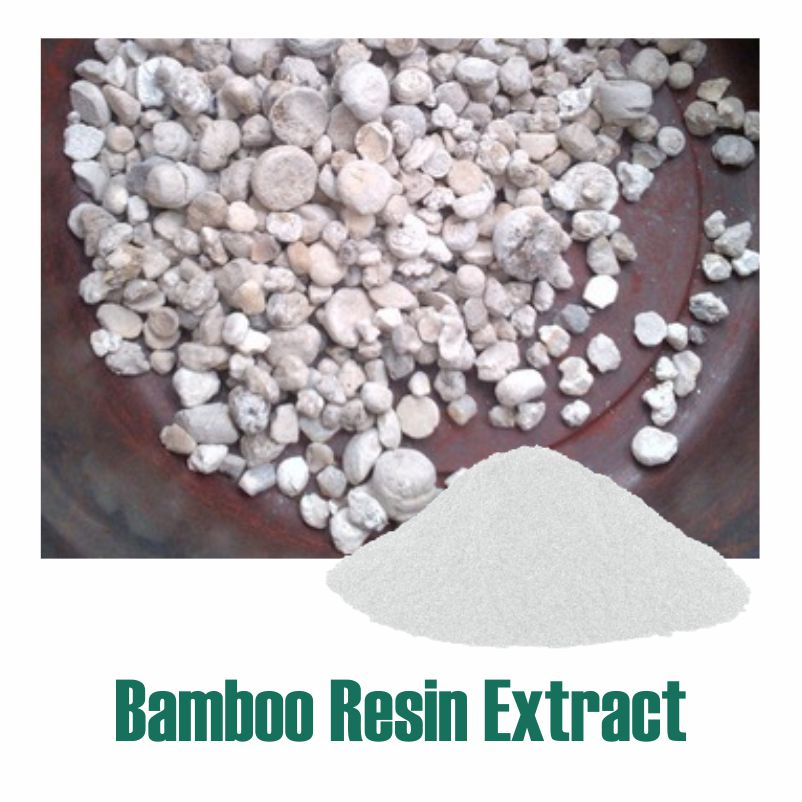 Bamboo Resin Extract