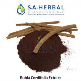 Rubia Cordifolia Extract